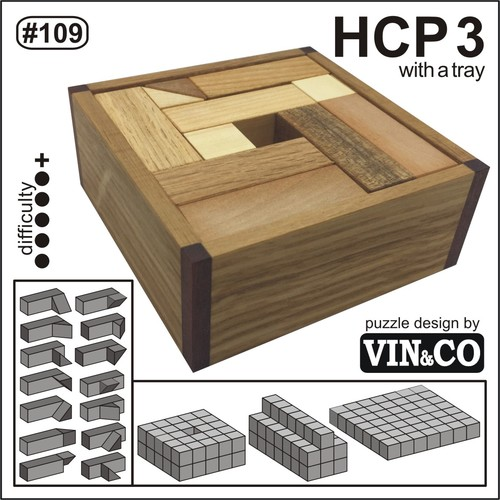 HCP3 - (with a tray)