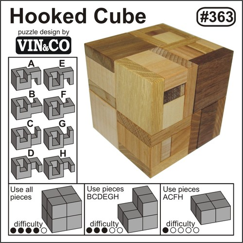 Hooked Cube