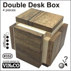 Double Desk Box